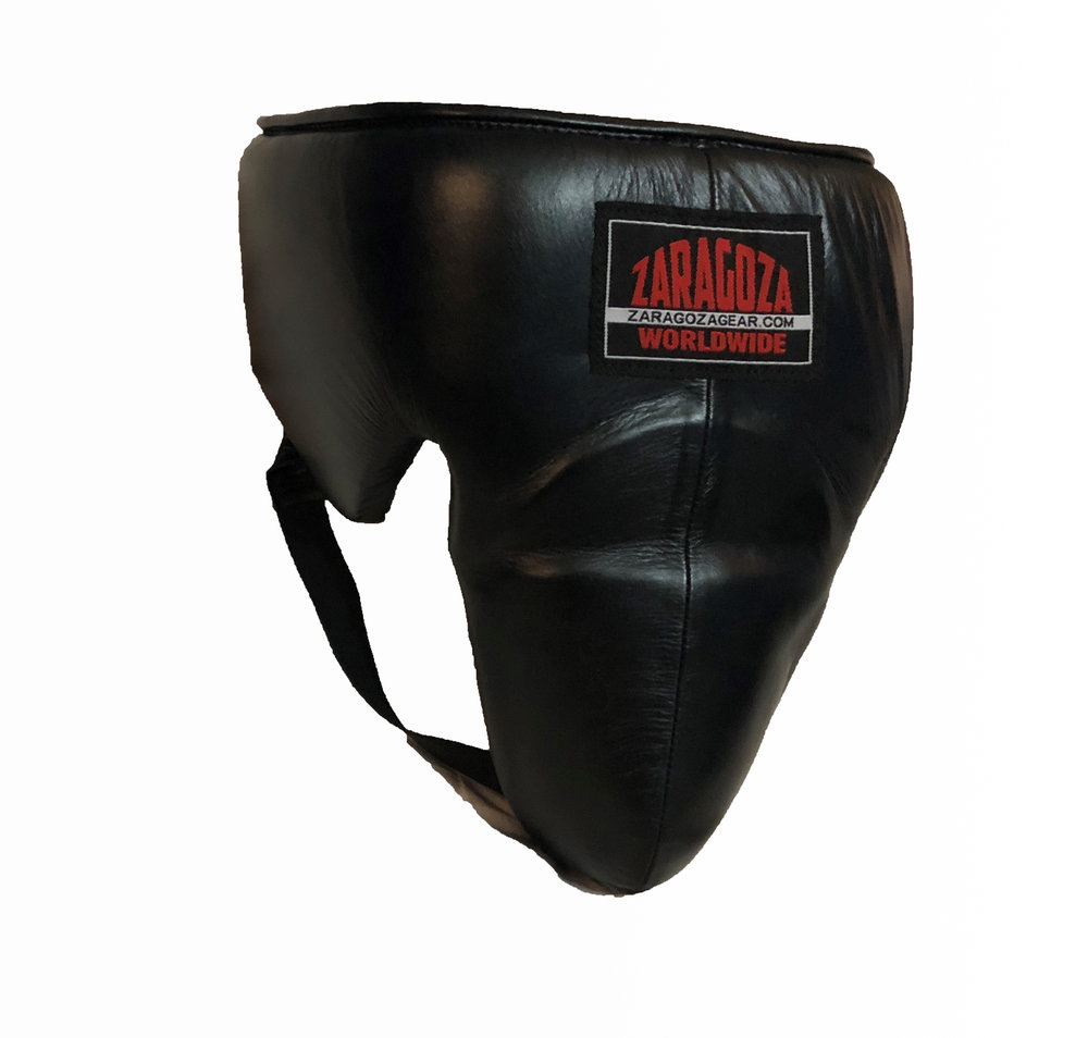 Worldwide protector with hip protection. 100% cowhide leather and latex foam for a nice comfortable fit. Adjustable lace back with elastic leg straps.      $69.99