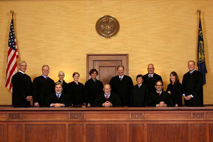 Oregon Court of Appeals