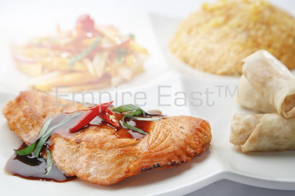 Thai Style Salmon