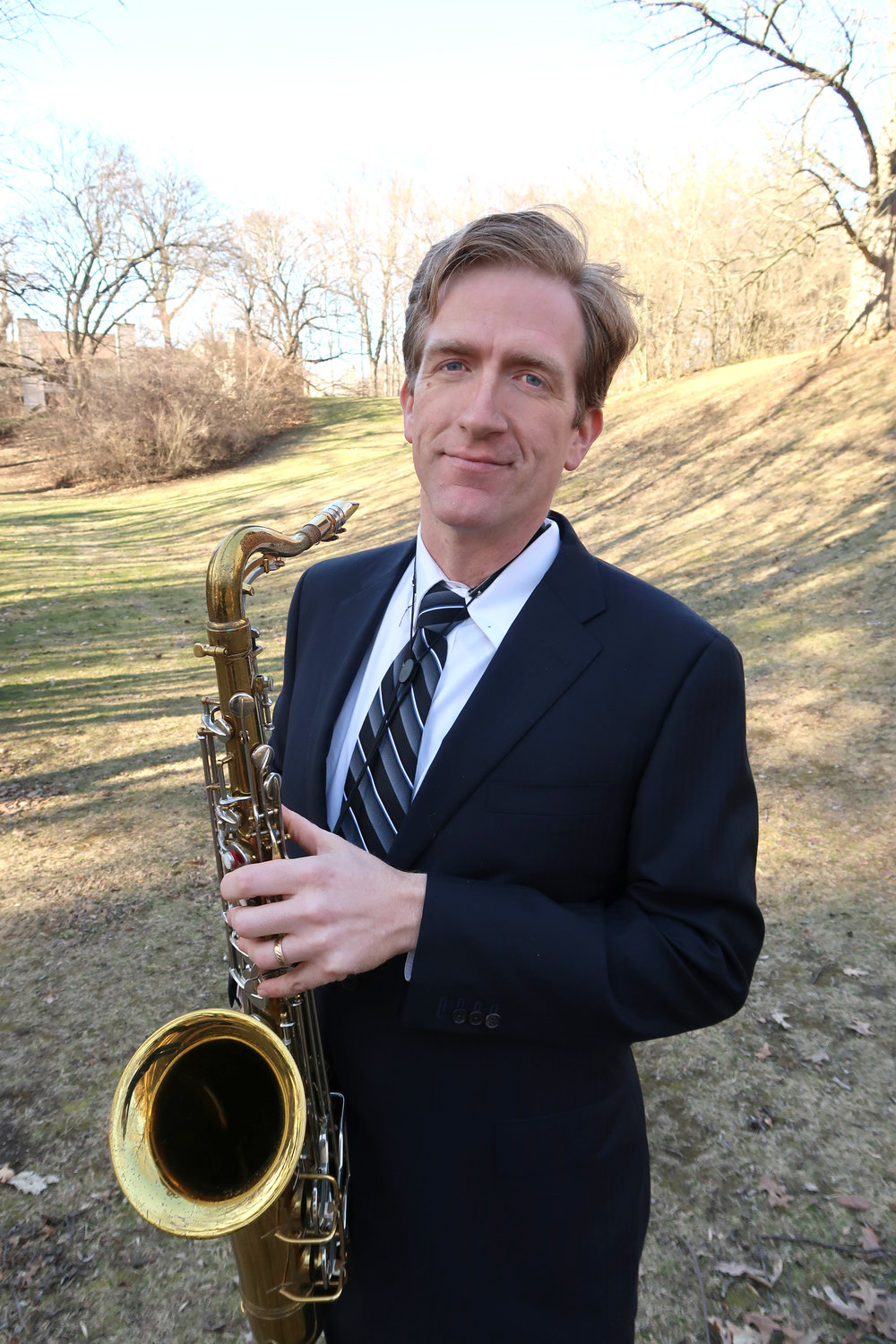 Lance Hoffman, Director - Previously based in Nashville, Tennessee, Lance has toured nationally and overseas with various groups. He has performed all over the world aboard many cruise ships, playing in and directing the on-board ensembles. Recently he has established his band in Rochester, New York, to perform the big band and dance music he loves.