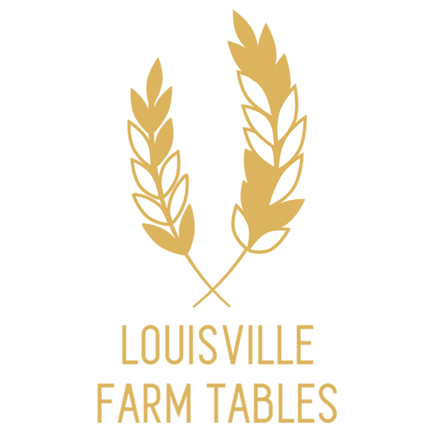 Louisville Farm Tables