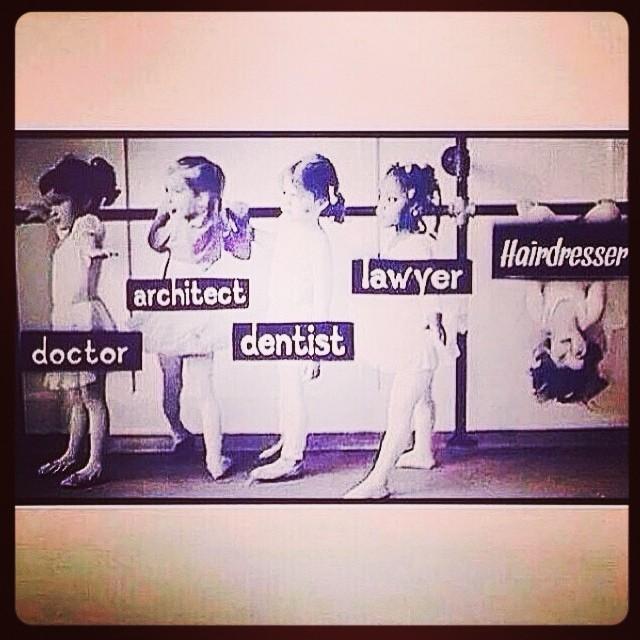 #hairdressers #thinkoutsidethebox #hairsalon