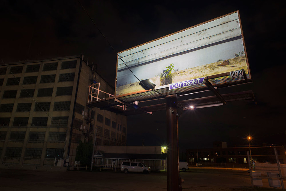 Public billboard