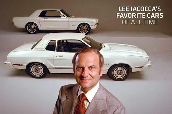 Lee Iacocca: the father of the mustang