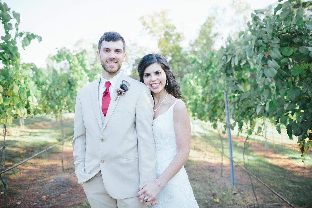 Wedding Day | Vineyard | Blue Mountain Vineyards
