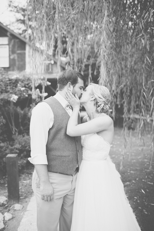 Bride & Groom | 9 Oaks Farms | Monroe, GA | Wedding Photography