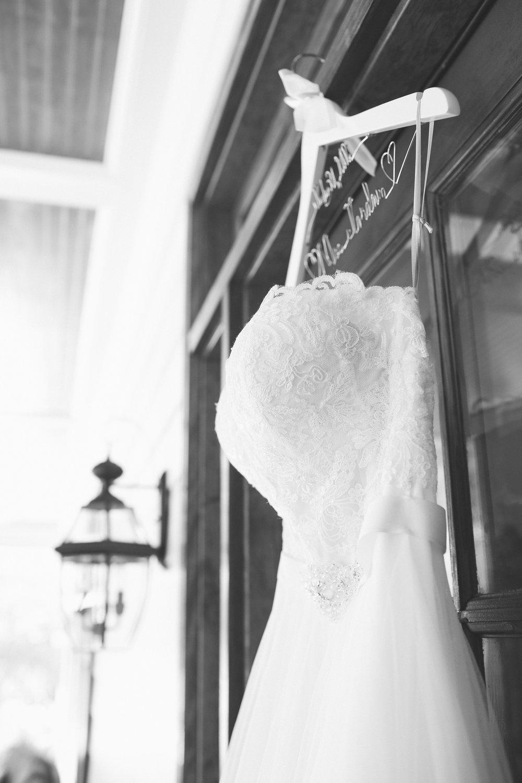 Wedding Dress | 9 Oaks Farms | David's Bridal | Monroe, GA