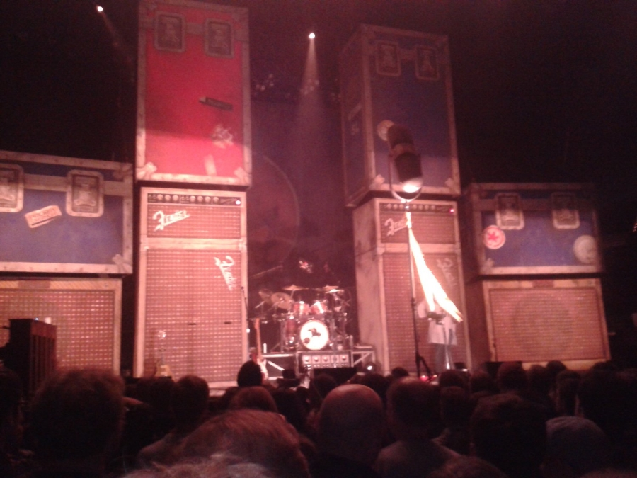 Neil Young And Crazy Horse Cleveland Oh Oct 8 2012 Robert Loss