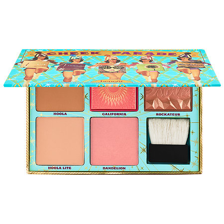 Benefit usually nails their cheek palates and Cheek Parade is no exception!