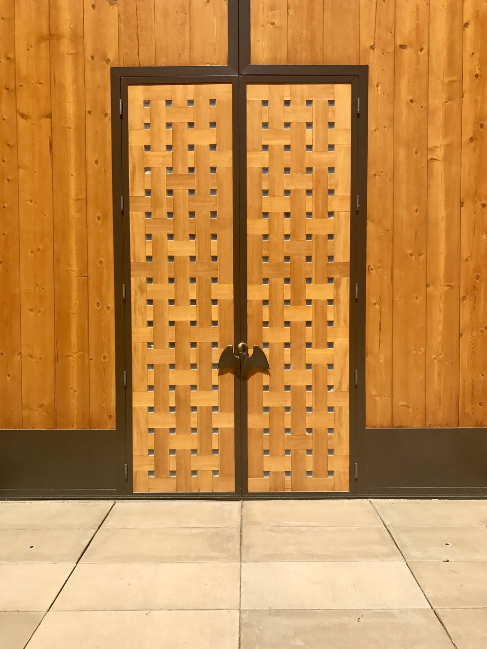 Mission Hill Winery Doors