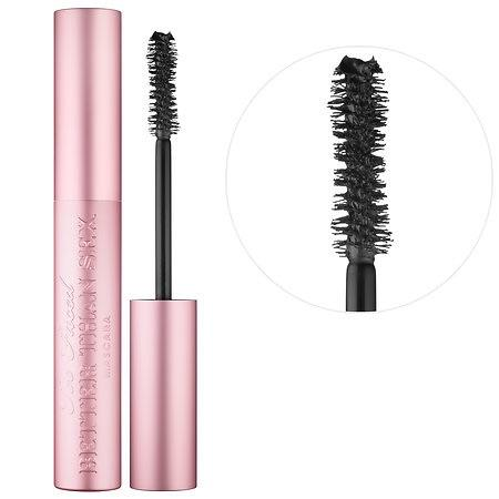 Yes. - There's a reason this is the bestselling mascara on Sephora. It's a great formula with a great brush! I'm going to try the waterproof version for summer.