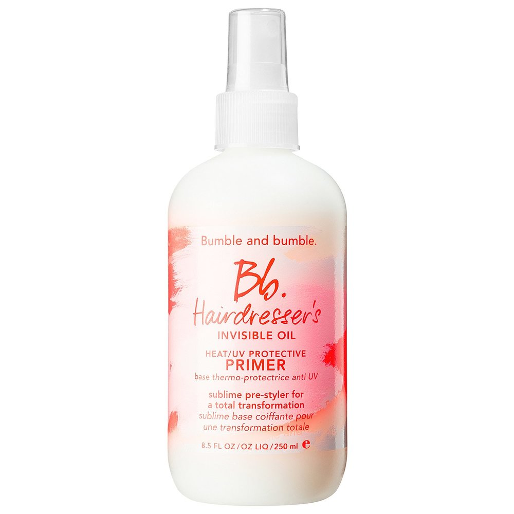 Yes - already did! - This heat protecting and hair priming spray smells sooo good and a bottle goes a really long way. I have really fine hair and I love that this didn't weigh my locks down at all but made it feel really soft.