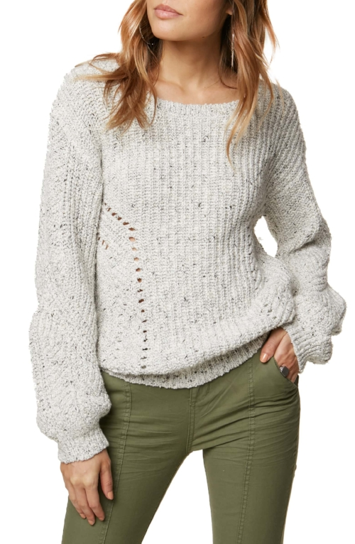 nordstorm fall sweater chunky