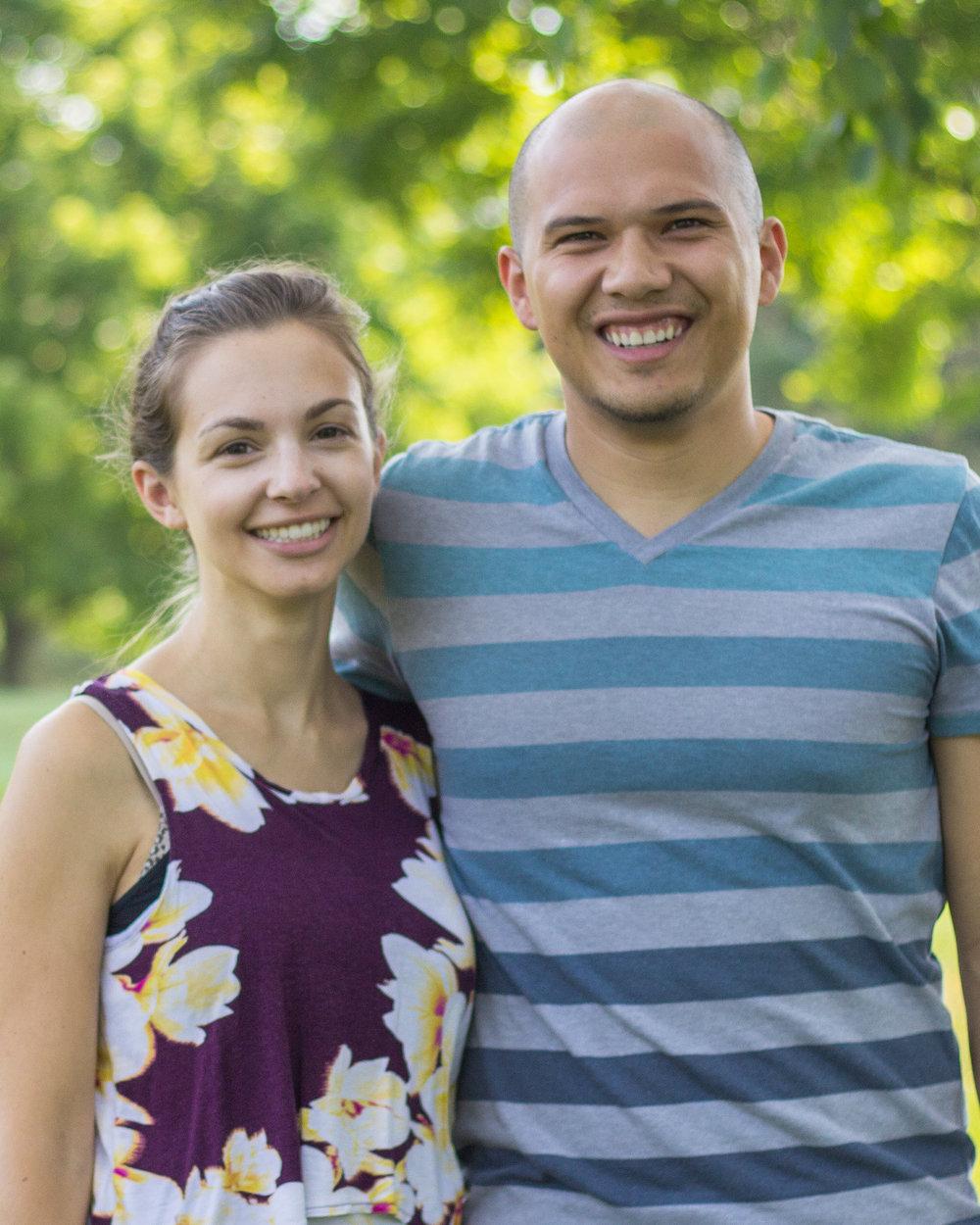 Alex & Janáe Siford