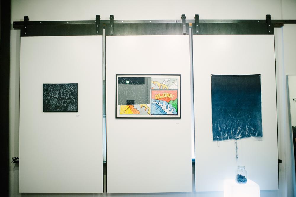Orly Locquiao, Aaron Kai, Landscape
