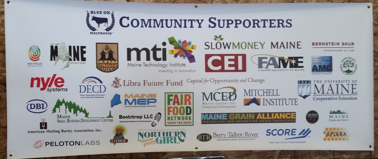 A look at some of the numerous organizations and agencies that have been involved to help bring this project to completion.
