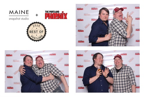 John Paul from Lone Pine Brewing took some pics with Don.