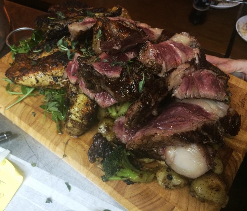 Fiorentina T-bone steak