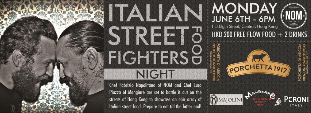 Food Fight Italian Style