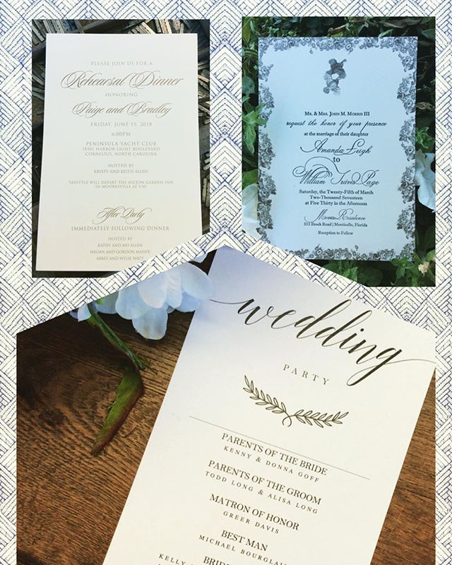 No matter your style, Skyline Media has all of your wedding needs covered! 👰🏼From wedding showers to invites, koozies and programs and everything in between. Let us help you with your big day! 🎩 🌹 🎉 ... #wedding #weddinginvitationsideas #thomasvillega #skylinegraphicsmedia #weddinginspo #invites #tallahasseefl #albanyga #valdostaga #tallahasseeweddings #southgaweddings #thomasvillegaweddings