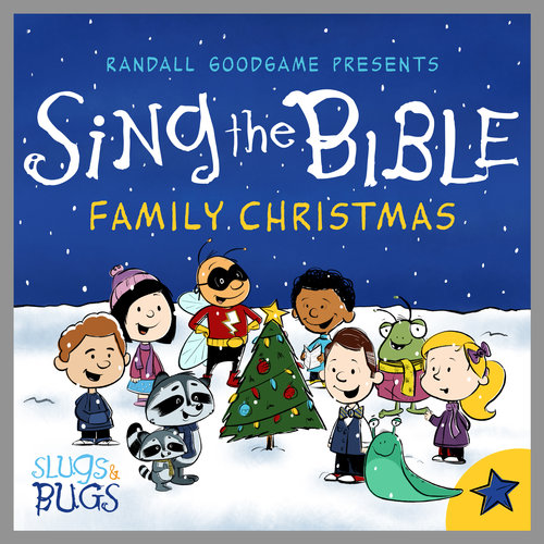 Image result for slugs and bugs sing the bible christmas