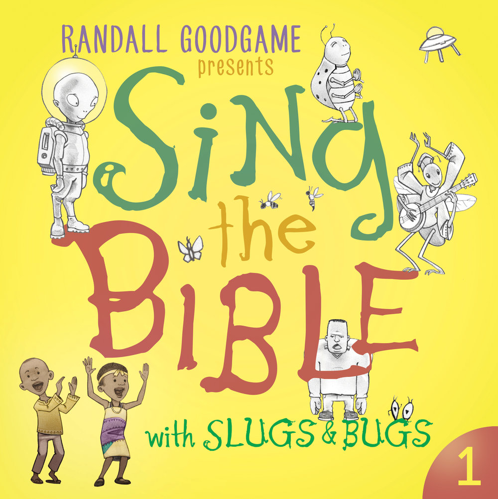 sing the bible vol 1 - Childrens Christian Christmas Songs