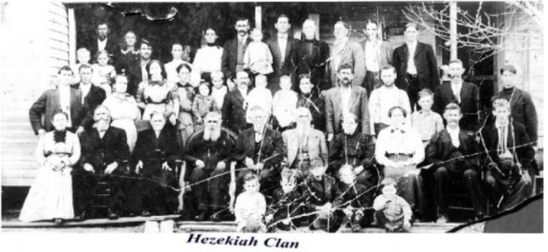 Hezekiah Clan