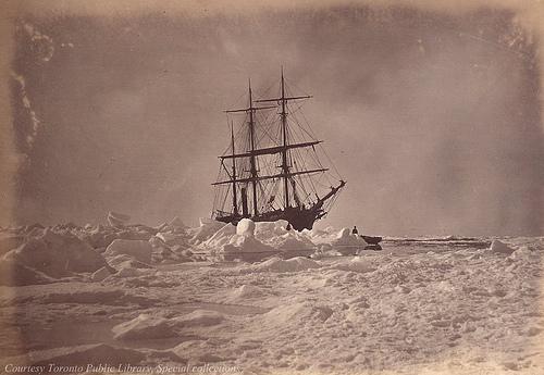 arctic whaling ship