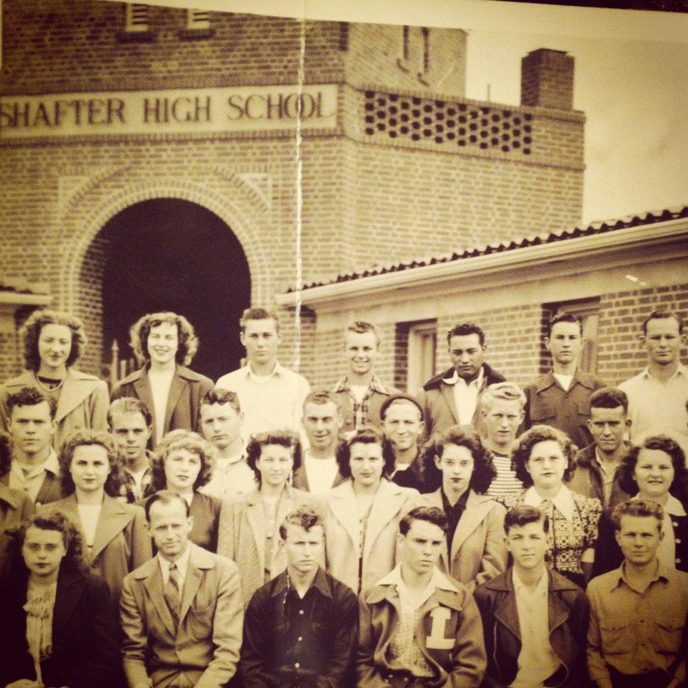 Class of '48, Shafter High School