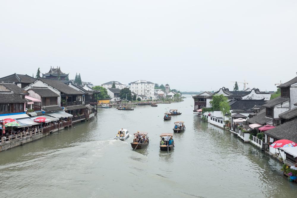 Zhujiajiao Water Town 朱家角
