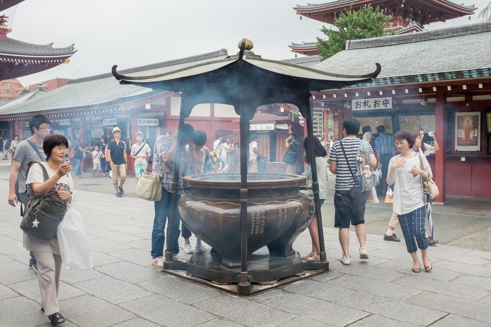 Sensoji Temple        浅草寺