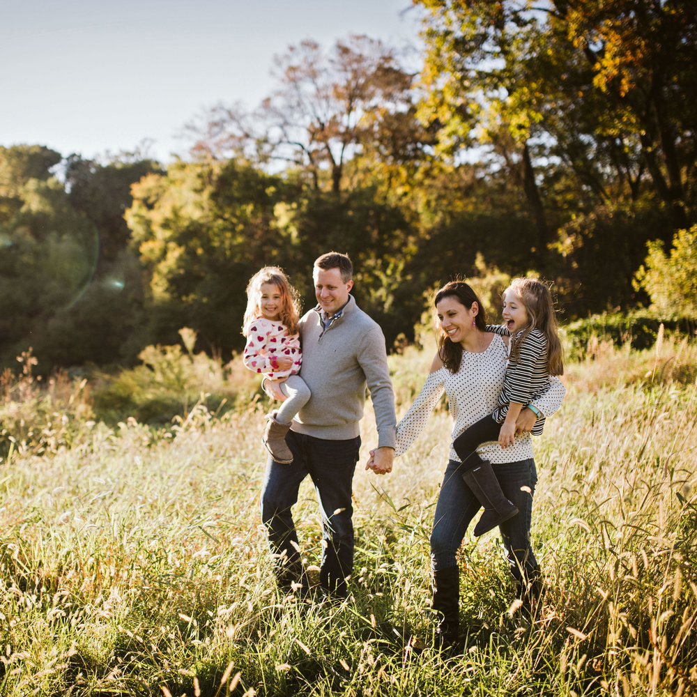 the rossetter family // newtown, pa