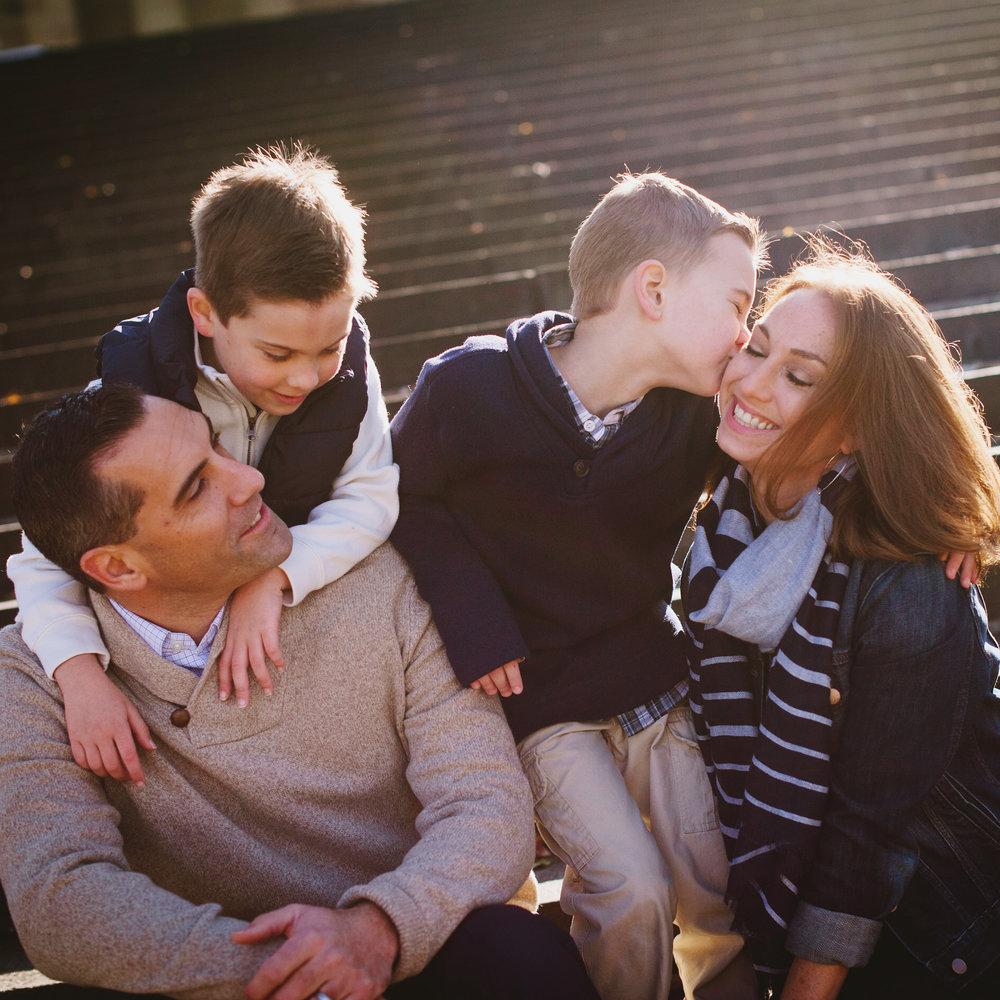 the alia family // philadelphia, pa