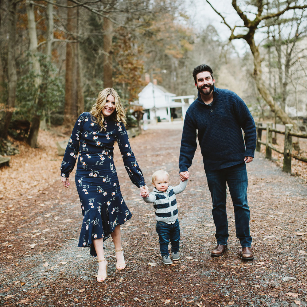 the gohean family // valley green