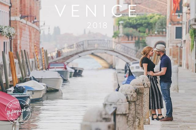 Had the most amazing honeymoon, ever. We ate everything in sight and couldn't have had a better time traveling in France and Italy. Shooting with Marta from @flytographer was a perfect way to end our trip and capture some amazing memories in Venice. Until the next trip...! #flytographer