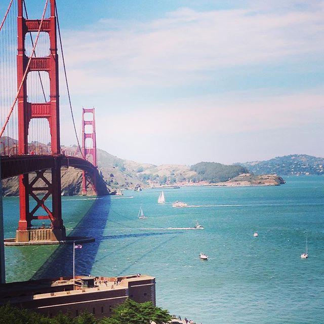 #sanfrancisco #sf #California #goldengatebridge