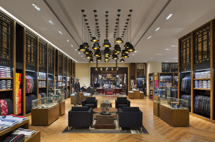 El Palacio de Hierro Polanco | Courtsey of Gensler