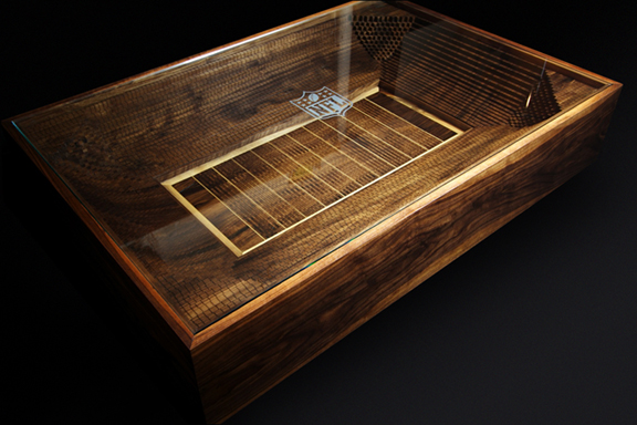 NFL Stadium Coffee Table