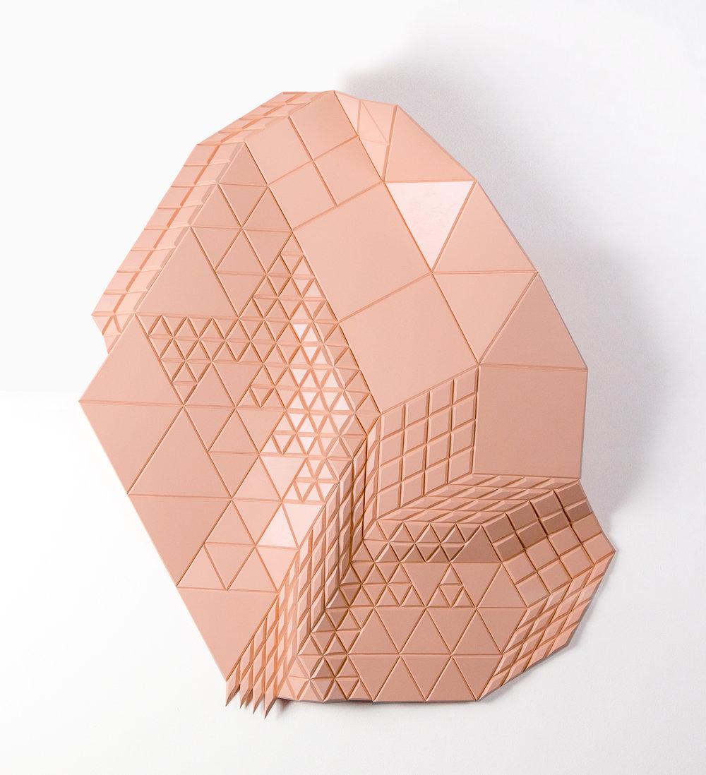 Pink #2 , large