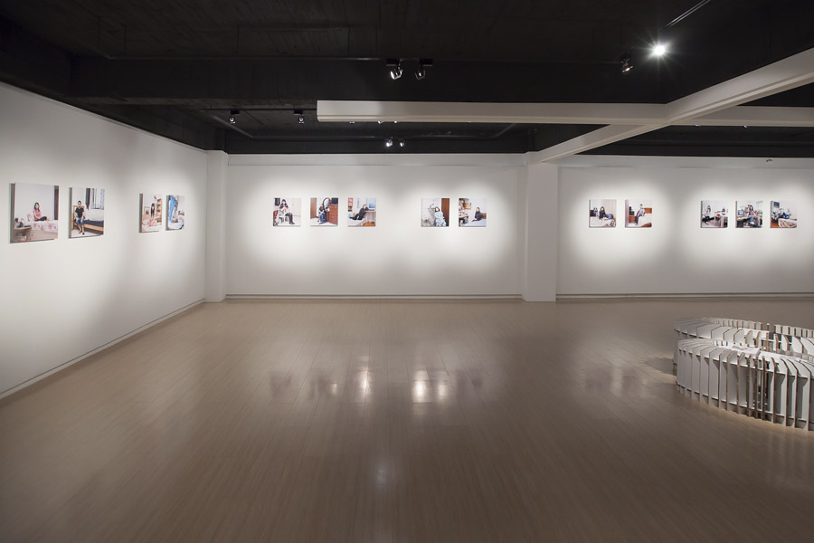 Solo Exhibition (2012)