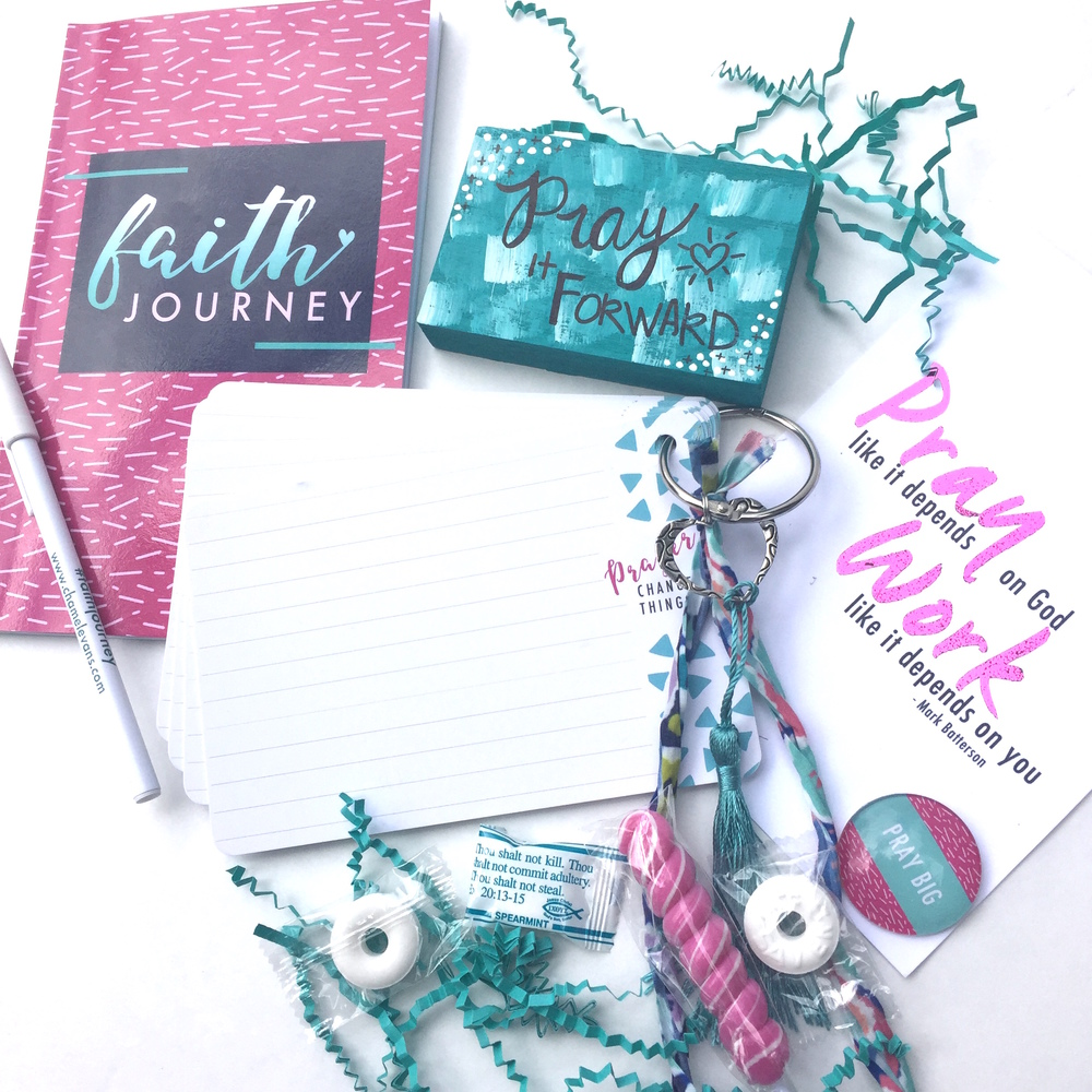August's Faith Fuel Box