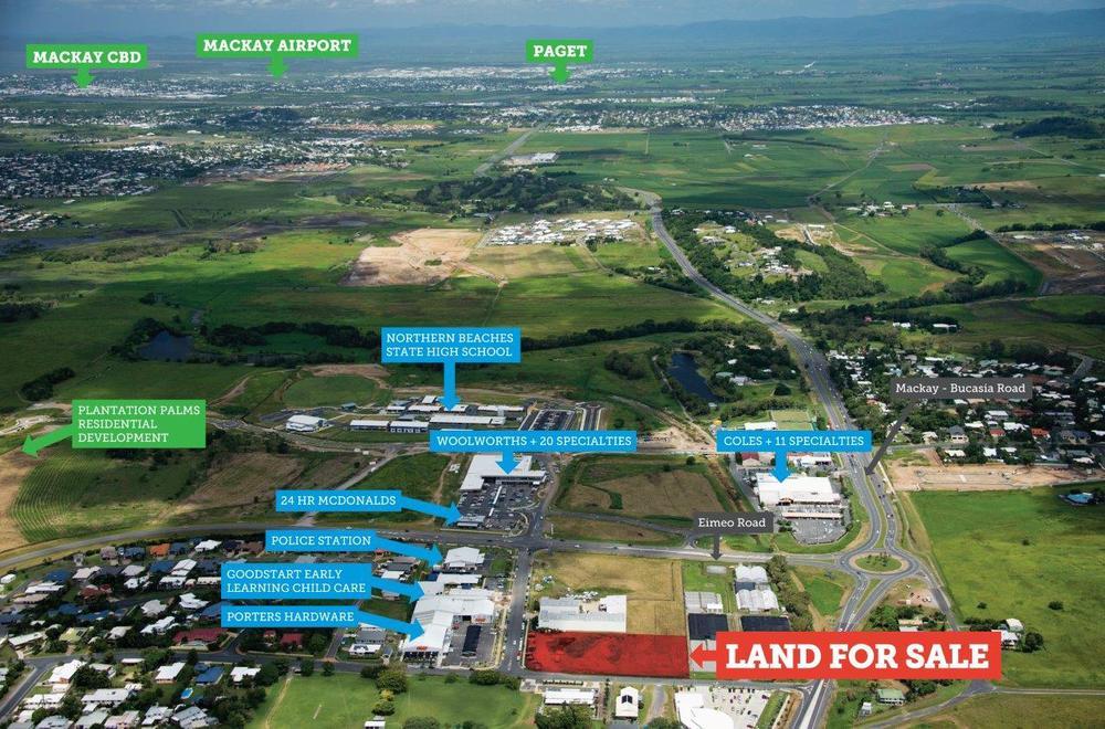 Arana Drive Land Sale