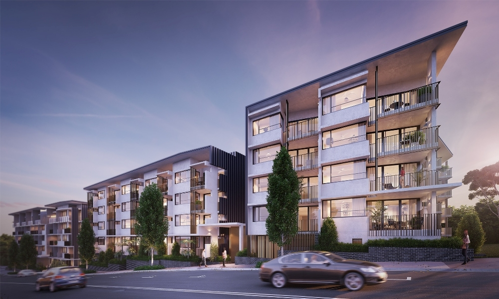 Boggo Road Apartments