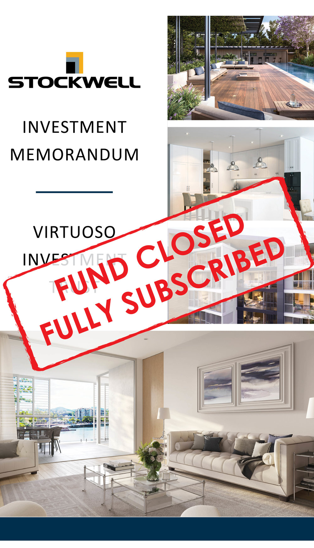 Virtuoso Investment Trust - FULLY SUBSCRIBED