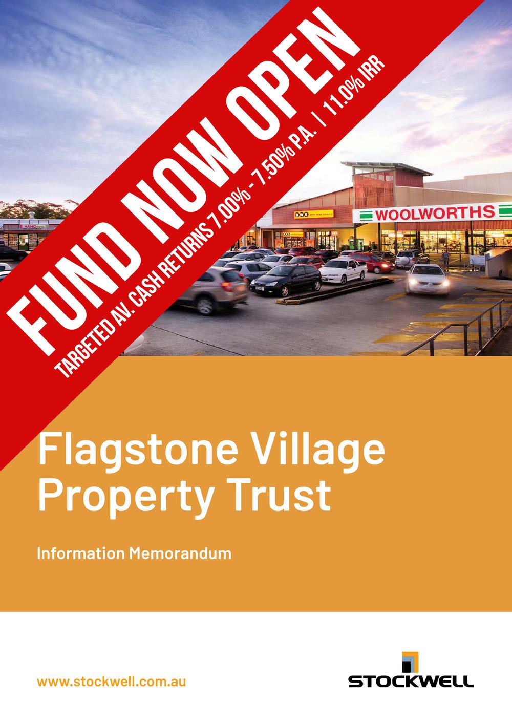 Flagstone village property trust