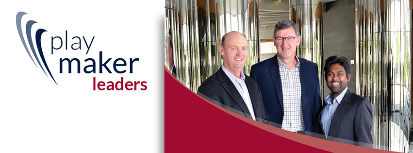Playmaker Leaders is a leadership seminar and workshop series for businesses that wish to lead with new ideas and strategies, hosted and presented by a collective of proven business leaders.