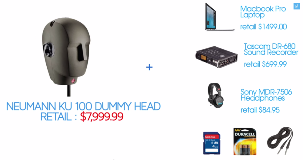 Sure, you could record on an ASUS computer and save a few hundred bucks...
