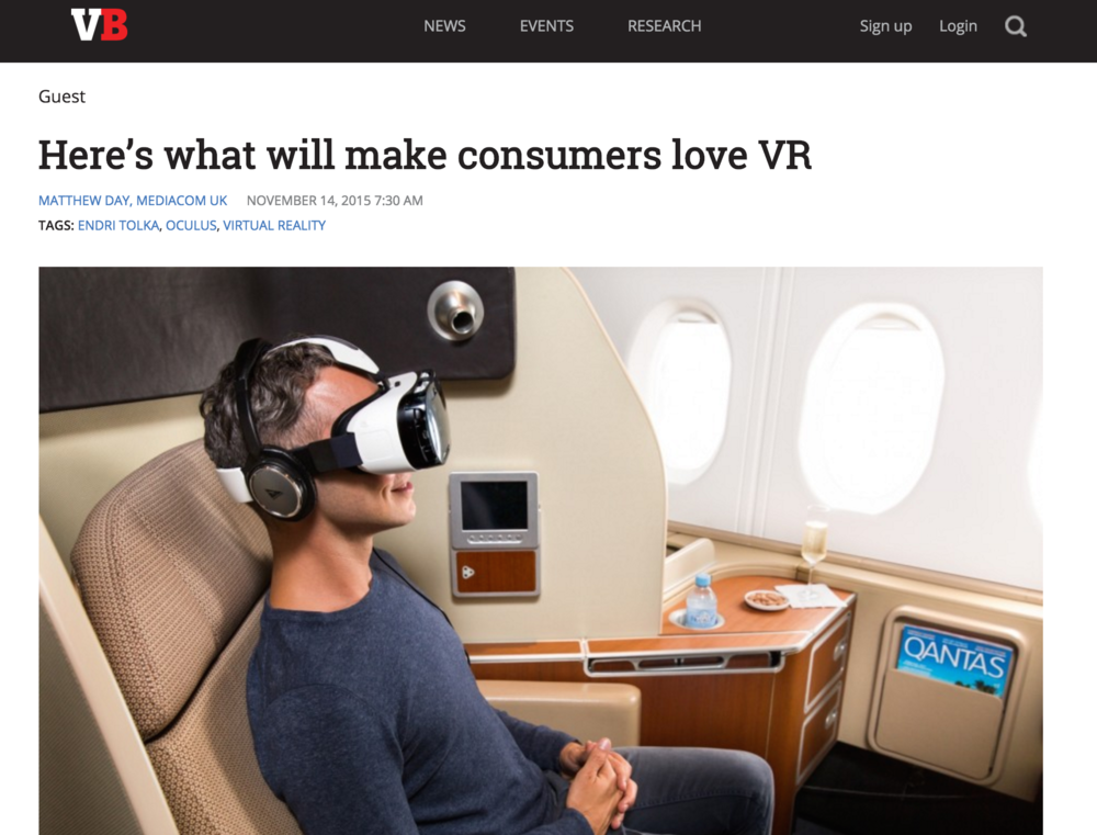 http://venturebeat.com/2015/11/14/heres-what-will-make-consumers-love-vr/