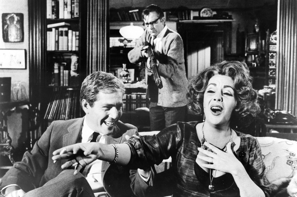 The 1966 film version of Albee's classic directed by Mike Nichols