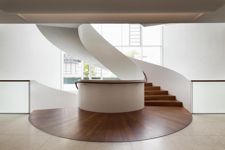 Exklusives Treppen Design: Luxus